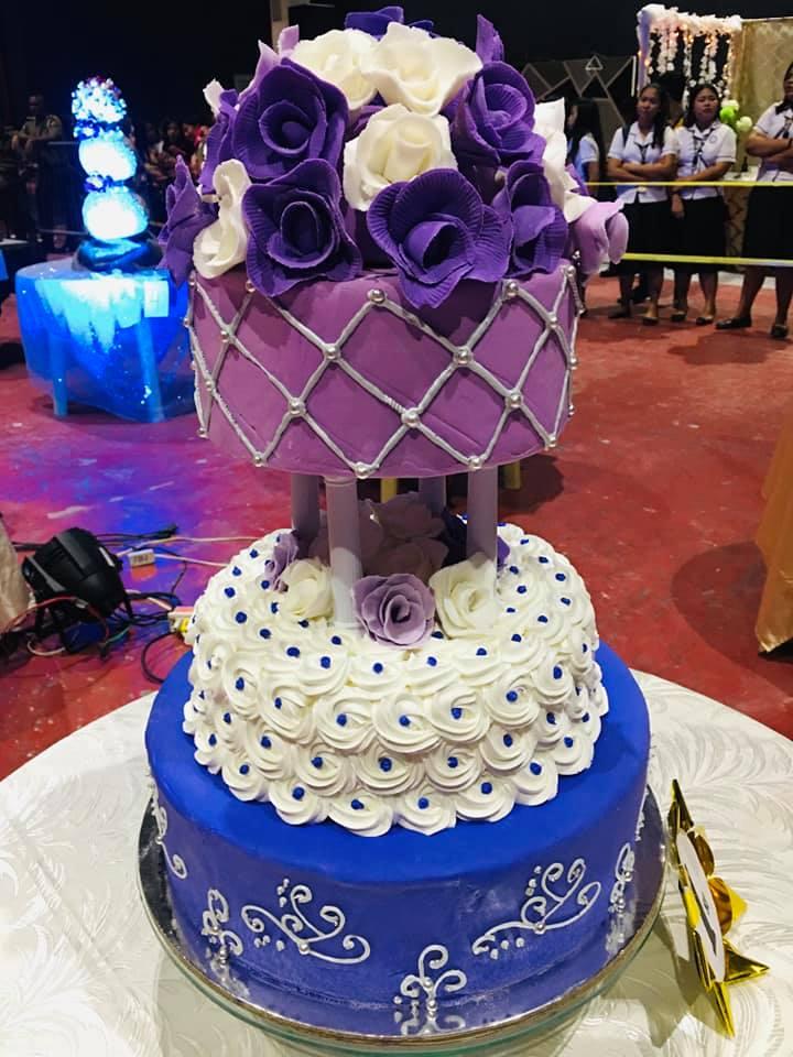 Cake Decorating Contest HRM Skills 2020 - Goldenstate College
